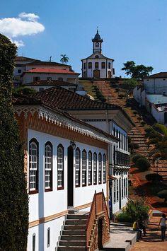 Serro , Capela de Santa Rita, Minas Gerais, Brazil
