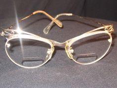 Vintage Shuron GF Glass Frames
