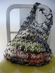 can tops recycling handbags - Google Search