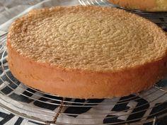 Genoise Or Sponge Cake