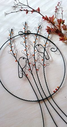 Sun Catcher, Wire Art, Wreaths, Shapes, Wire Jewelry, Christmas, Sculpture, Animal, Decor
