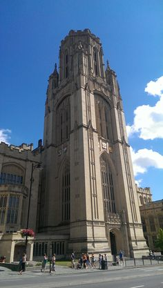 University of Bath  #university #bath #building #architecture