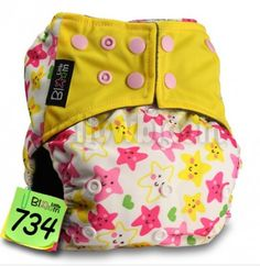 Little Bloom One Size Adjustable Bamboo Charcoal Cloth Pocket Diapers Reusable Diapers, Free Diapers, Diaper Bag, Bamboo, Charcoal, Swimming, Pocket, Cover, Bags