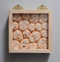 Johnson Tsang, Model Tree, Circle Game, Lucid Dreaming, Finding Love, Fine Porcelain, Famous Artists, Wooden Frames, Original Art