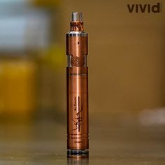 copper sir lancelot clone. #vape #vapeon #vapemod #mechmod