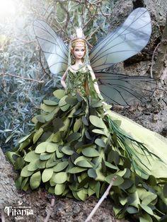 The Circle of Titania Collection/Refugio Rosa / Barbie I, Barbie Dream, Barbie World, Barbie And Ken, Barbie Clothes, Fashion Royalty Dolls, Fashion Dolls, Poupées Barbie Collector, Custom Barbie