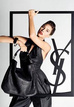 YSL ad, 2009