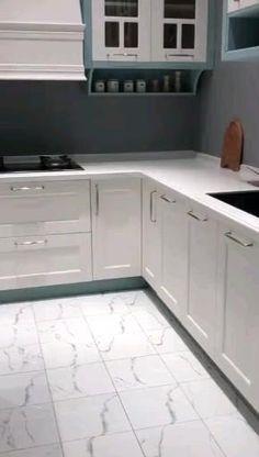 Kitchen Cupboard Designs, Kitchen Room Design, Modern Kitchen Design, Home Decor Kitchen, Interior Design Kitchen, Modern Kitchen Cupboards, Kitchen Cabinet Layout, Functional Kitchen, Ikea Kitchen