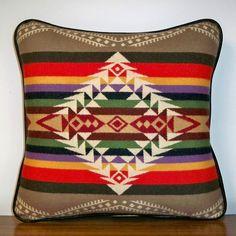http://www.etsy.com/listing/71390297/khaki-rim-rock-pendleton-wool-pillow.