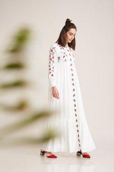 Bazı elbiseler yazın habercisi☀️ #Kayra #maxi #dress