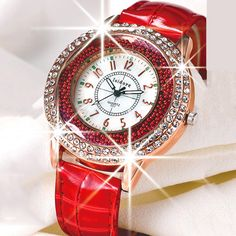>> Click to Buy << Best Quality! 4 Colors Quartz & Leather Band women Fashion Watch   so beautiful Girl casual Wristwatches No.25 #Affiliate