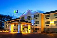 Holiday Inn Express Abingdon - Abingdon, Virginia