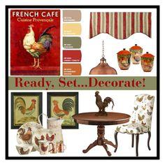 """Ready,Set..Decorate Icon"" by kathleensmith-i ❤ liked on Polyvore"