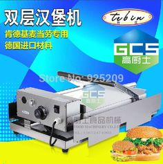 425.00$  Buy now - http://alimgf.worldwells.pw/go.php?t=1741733394 - Free shipping KFC/MFC  Bread baking machine bread Bakers 425.00$