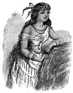 pohawtan | Powhatan: Pocahontas