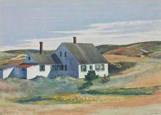 Edward Hopper - Kelly Jenness House
