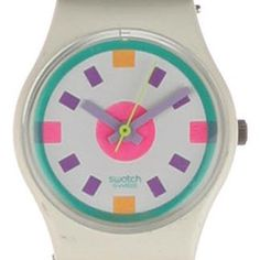 Swatch Frost LW125 - 1989 Fall Winter Collection