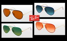 Dóna color a la teva mirada amb unes fantàstiques ulleres de sol Ray Ban per 139€