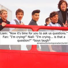 they're the cutest. and yes, Niall, it is.