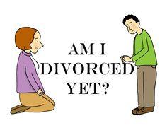 Am I Divorced Yet