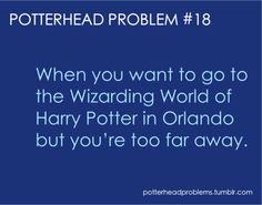 Potterhead problem 18, except I actually went