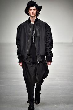 Songzio Fall 2017 Menswear Collection   British Vogue