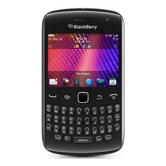 Blackberry Curve 9360 Unlocked Quad-Band 3G GSM Phone with 5MP Camera, QWERTY Keyboard, GPS and Wi-Fi - US Warranty - Black  From BlackBerry    Price: 	$230.29