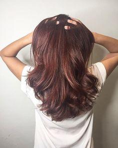 Pink rose brown - so subtle