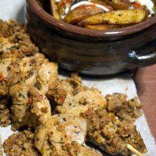 tapas menu Tapas Menu, Beach House, Bbq, Meat, Chicken, Food, Beach Homes, Barbecue, Barrel Smoker
