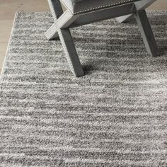 Found it at AllModern - Bismark Gray Area Rug