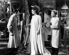 The Bride of Frankenstein hit theaters in April that year, giving moviegoers everywhere a look into the disaster than can ensue when one tries to force a woman into a marriage she doesn't want.
