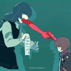 Dark Illustrations Showing What's Wrong With Our Society That You Won't Understand Without Looking At The Titles Pics) M Anime, Anime Art, Illustrations, Illustration Art, Sun Projects, Art Et Design, Dark Pictures, Dark Pics, Arte Obscura
