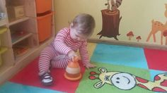 """Naša zákazníčka Barbora nám nechala takýto milý odkaz s fotkou """"Mame skladaciu macku od janod - vela zabavy a vela rozmyslania :) vsetky Vase hracky su krasne."""" V ponuke máme bohužiaľ už len podobné skladacie zvieratká - sovu, kravičku a psa, ktoré nájdete v e-shope na goo.gl/dmVccF"""