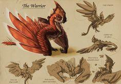 Bio-Diverse Colony - Warrior by Tchukart on deviantART