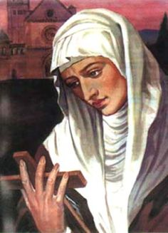 Holy Agnes of Assisi (1198-1253)