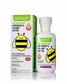 Buckwheat honey is clinically proven to be more effective than dangerous drugs in traditional childrens cough syrup.  Safe for children 12 months and up, and it really works.
