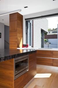 trendsideas.com: architecture, kitchen and bathroom design: There's a trick to it