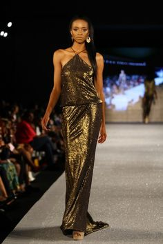 2012 Arise Magazine Fashion Week: Toju Foyeh