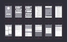 IPhone wireframe: App,Wirefremes,Kit, Apple, wireframes, APP,UI,PSD+AI The IPhone wireframe is vector Advertising Design material suitable for Advertising Design material AI format .is a vector illustration and can be scaled to any size without loss of resolution