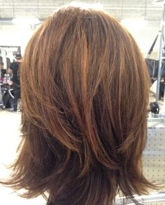 Beautiful caramel color! HairByDmitry©