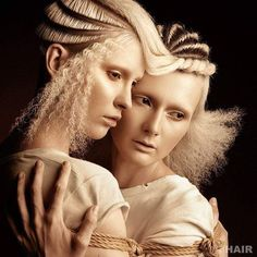 Russian Hairdressing Awards Hair by Pavel Okhapkin @russian_hairdressing_awards #russian #hairdressing #awards @theopenhair #like4like #instahair #instagood