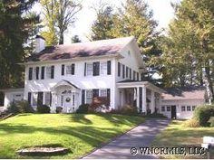 1935 Colonial  Hyman Heights  Hendersonville, North Carolina
