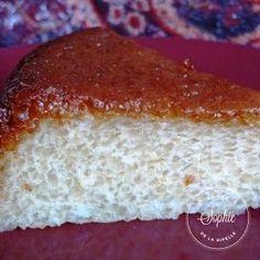 Gâteau de tapioca au caramel (sans gluten) - La Tendresse En Cuisine