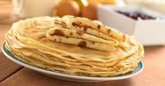 Recette de Pâte à crêpe weight watchers (1PP/crêpe). Facile et rapide à réaliser, goûteuse et diététique. Ingrédients, préparation et recettes associées.