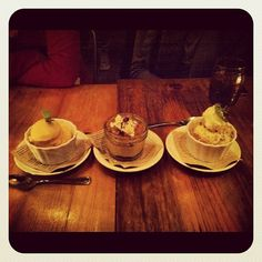 Delicious desserts at Barbuzzo, Philadelphia, PA-One of the best desserts ever!