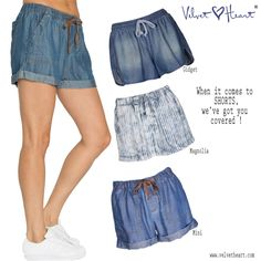 When it comes to #shorts, we got your bottomline covered !