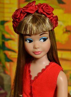 OOAK Vintage 1963 Japanese Skipper Doll Repaint by Juliaoriginals Barbie | eBay