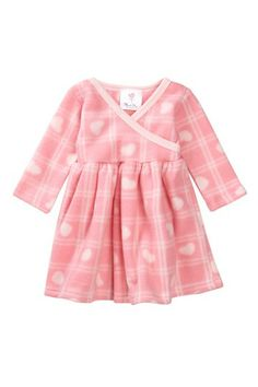 Happy Valentine Hearts Kimono Dress with Panty (Baby & Toddler Girls) by Mad Sky on @HauteLook