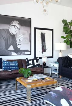 Stumbling into Consort Design's brick-and-mortar studio-shop nestled on Melrose Ave. in downtown Los Angeles, CA may feel like you've accidentally walked into someone's home. Founded by Mat Sanders and Brandon Quattrone, Consort's 2,000-square-foot shoppable showroom is the ultimate showcase of their comfortable, cool design aesthetic. Purposely set up to feel like a home, all of the rooms are accessible through various hallways, offering a unique and immersive experience. 'We really wanted…