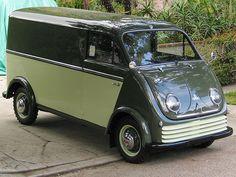 1956 DKW Panel Delivery For Sale @ Oldbug.com